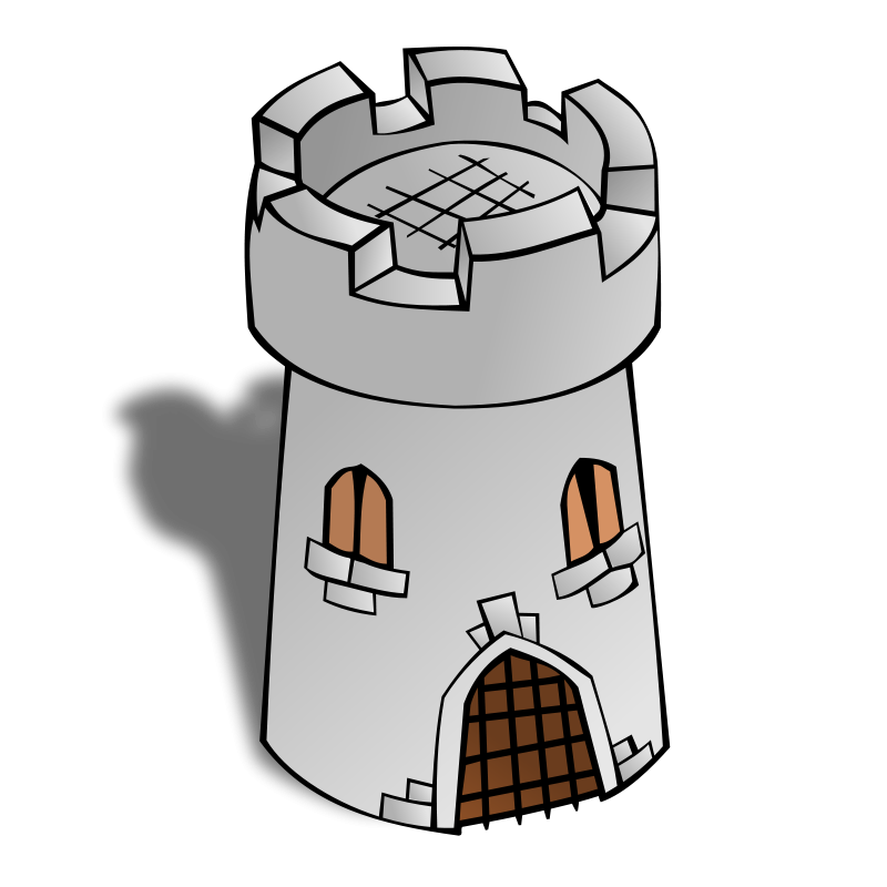 Tower clipart #19, Download drawings