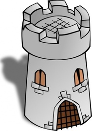 Tower clipart #6, Download drawings