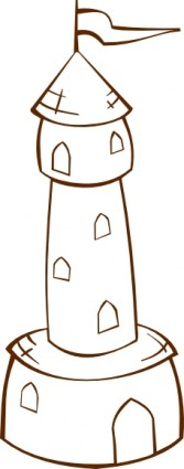 Tower clipart #2, Download drawings