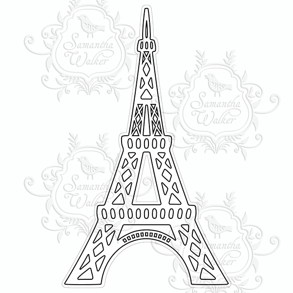Tower svg #6, Download drawings