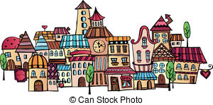 Town clipart #9, Download drawings