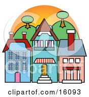 Town clipart #6, Download drawings