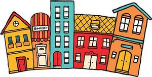 Town clipart #18, Download drawings