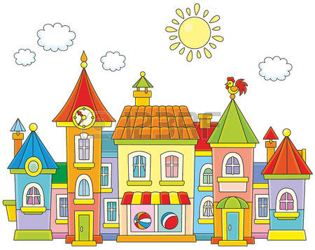 Town clipart #13, Download drawings