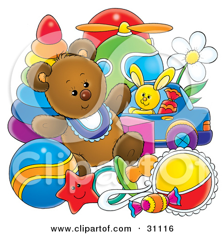 Toy clipart #7, Download drawings
