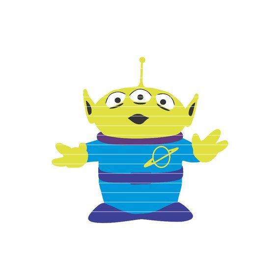 toy story alien svg #753, Download drawings