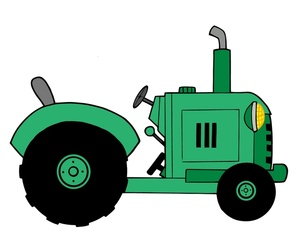 Tractor clipart #12, Download drawings