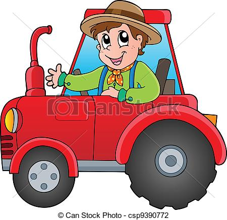 Tractor clipart #6, Download drawings