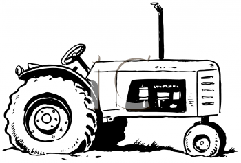 Tractor clipart #11, Download drawings
