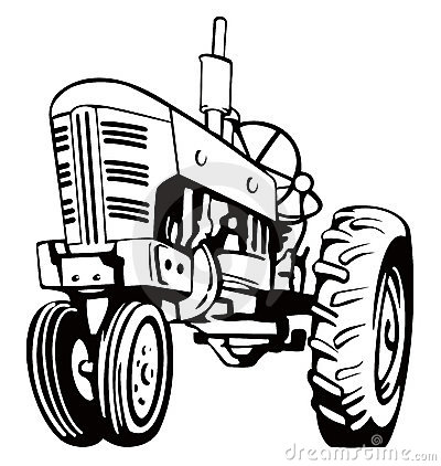 Tractor clipart #8, Download drawings