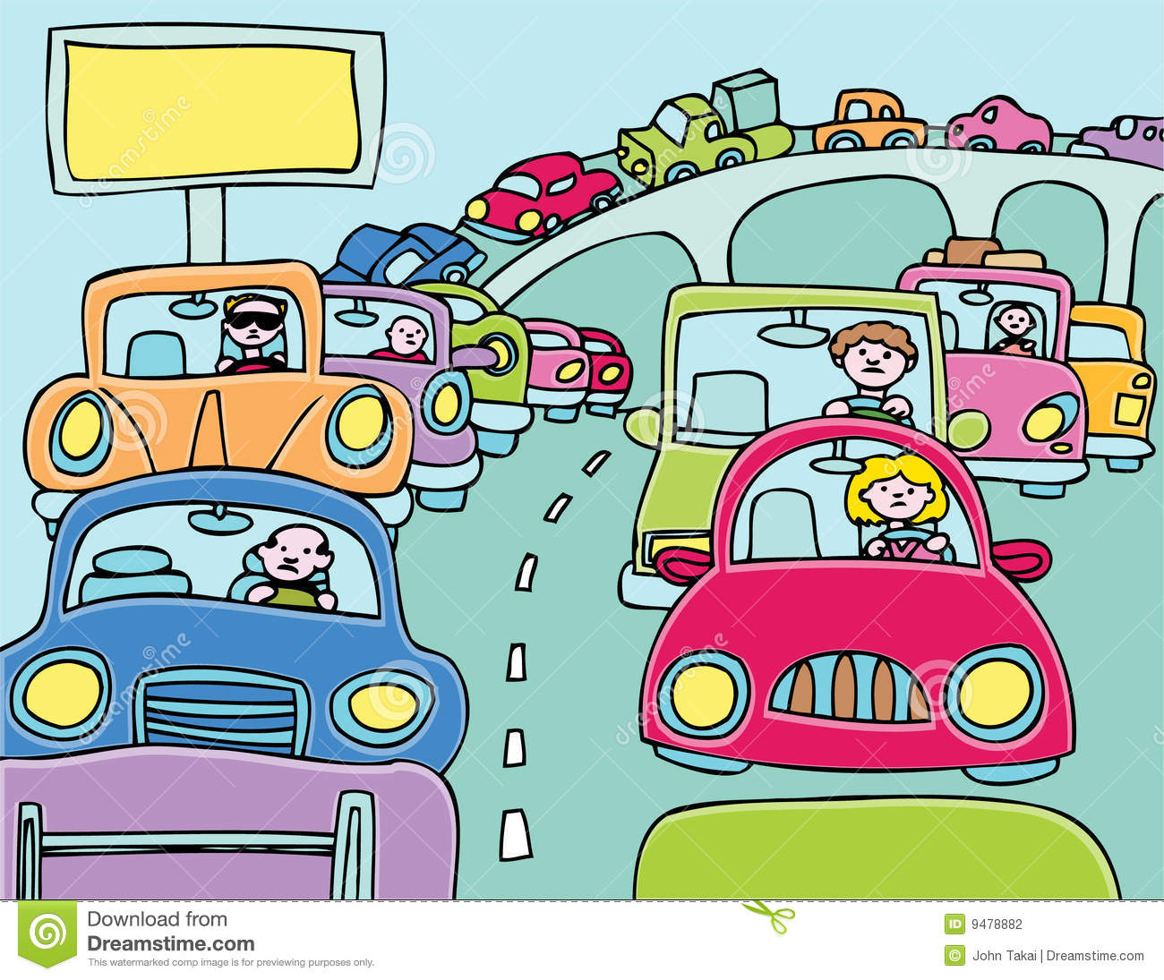 Traffic clipart #6, Download drawings