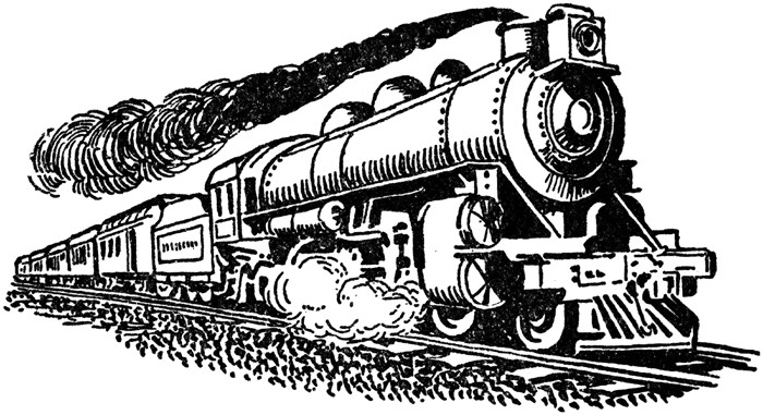 Train clipart #5, Download drawings