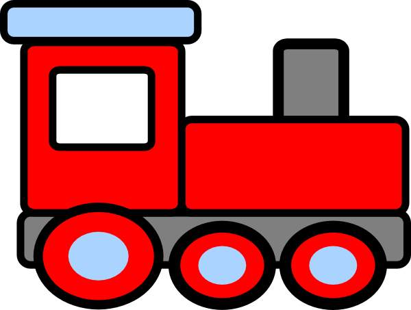 Train clipart #2, Download drawings