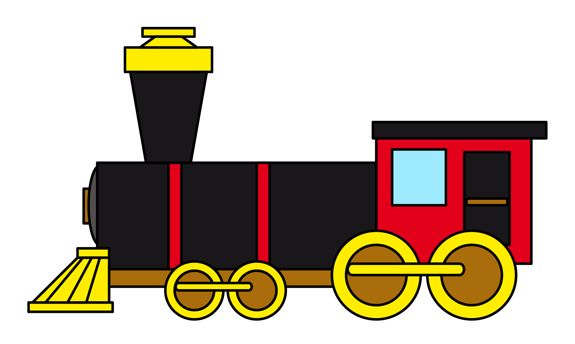 Train clipart #7, Download drawings