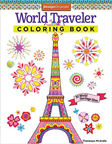 Traveler coloring #19, Download drawings