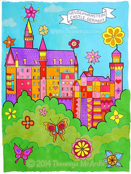 Traveler coloring #13, Download drawings