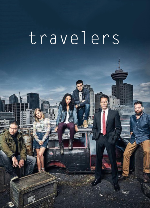 Travelers (TV Show) coloring #17, Download drawings