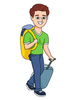Traveler clipart #19, Download drawings