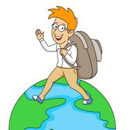 Traveler clipart #20, Download drawings