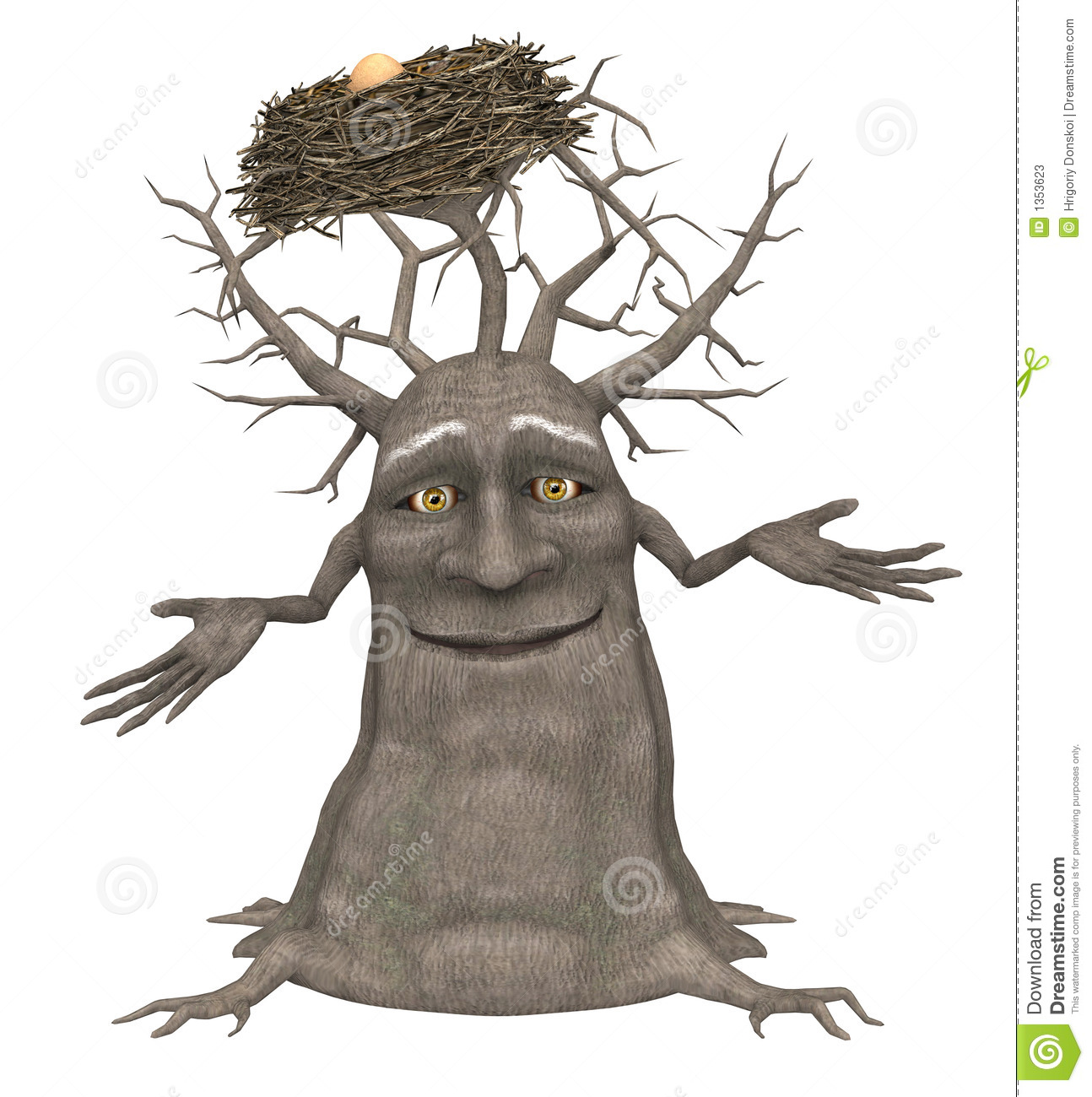 Treant clipart #20, Download drawings