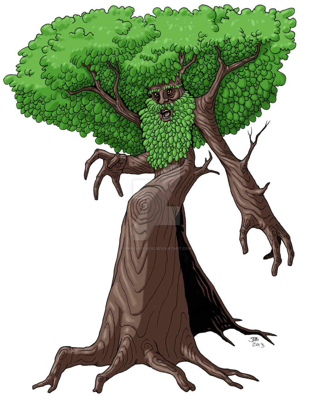 Treant clipart #3, Download drawings