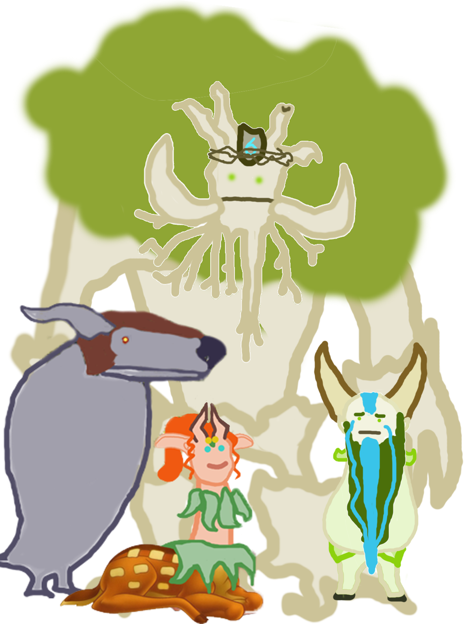 Treant clipart #10, Download drawings