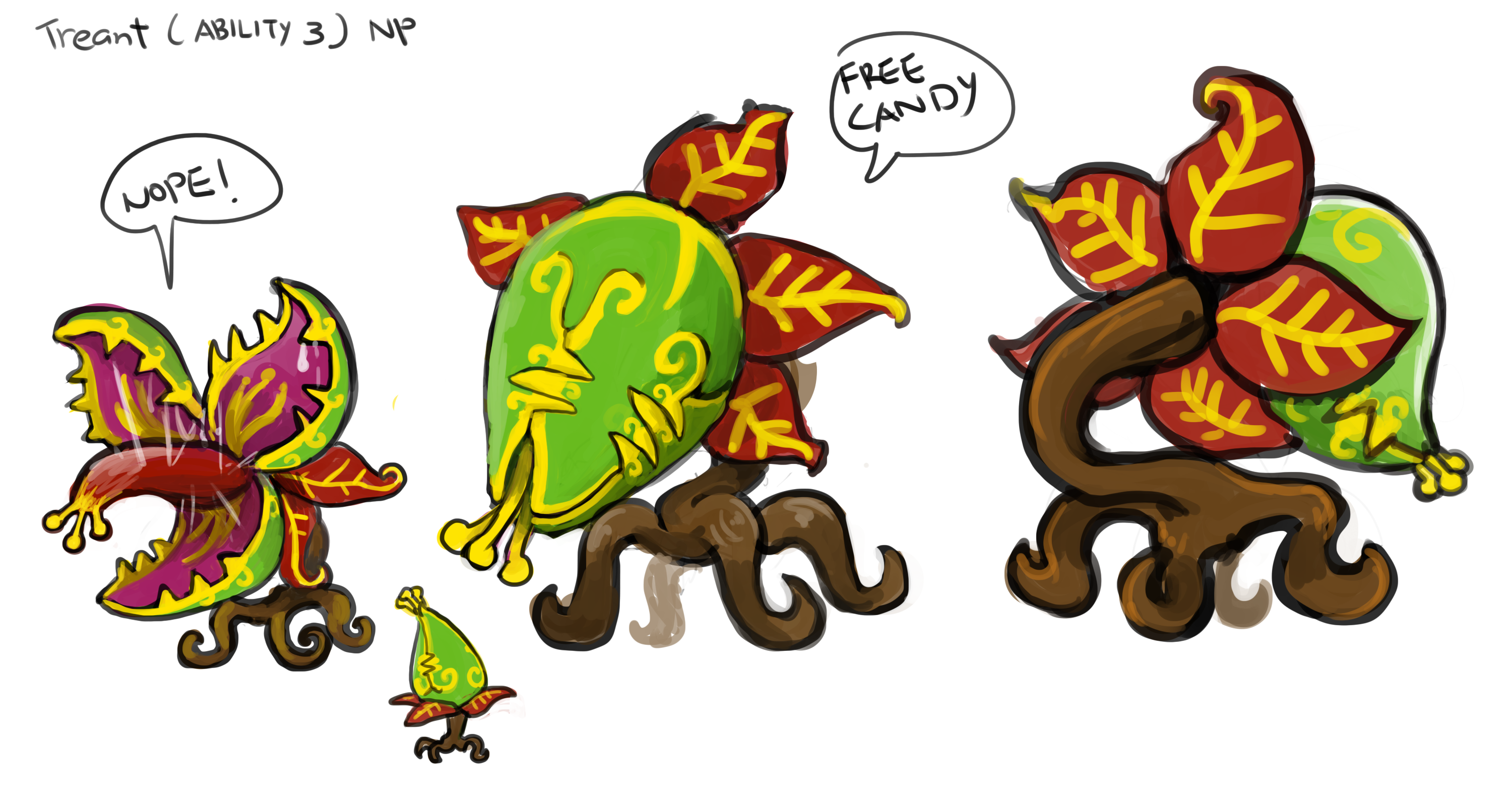 Treant clipart #5, Download drawings