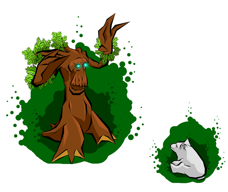 Treant clipart #14, Download drawings