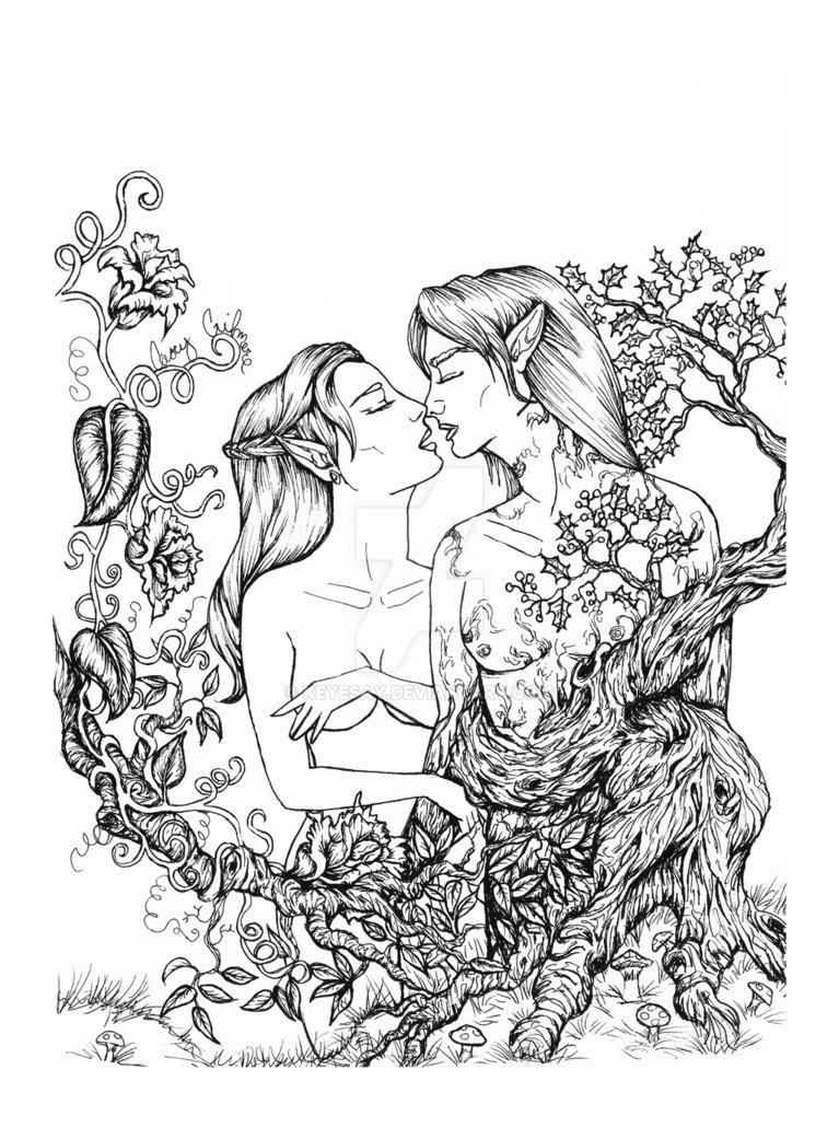 Treant coloring #18, Download drawings