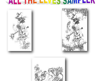 Treant coloring #9, Download drawings