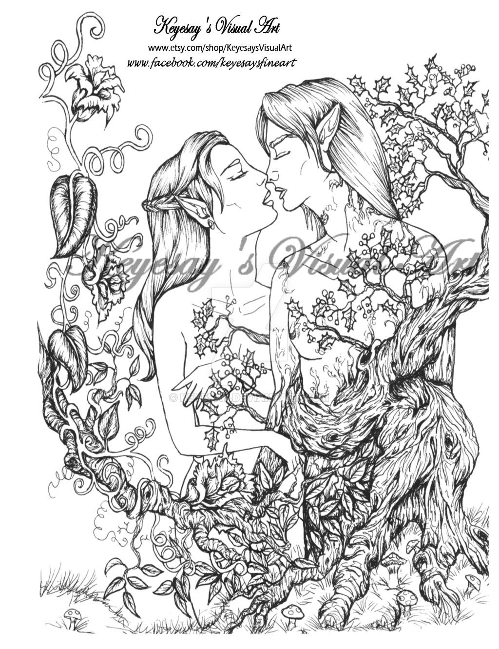 Treant coloring #14, Download drawings