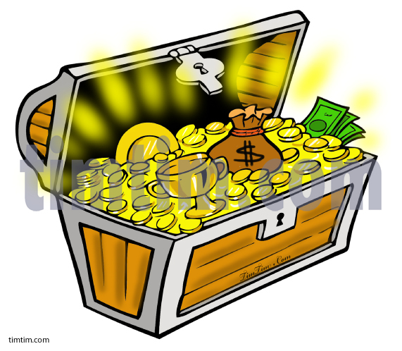 Treasure clipart #4, Download drawings