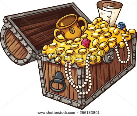 Treasure clipart #9, Download drawings