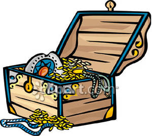 Treasure clipart #6, Download drawings