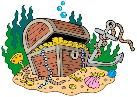 Treasure clipart #2, Download drawings