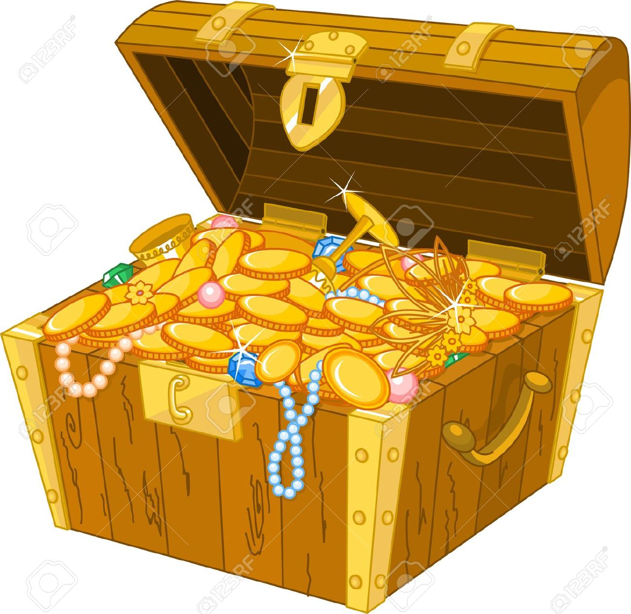 Treasure clipart #11, Download drawings