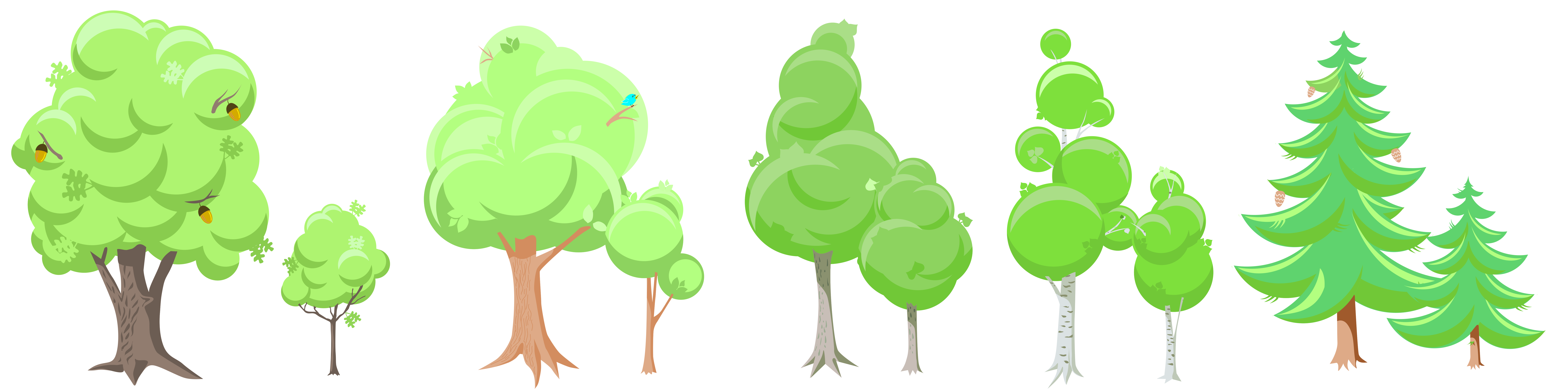 Tree clipart #6, Download drawings