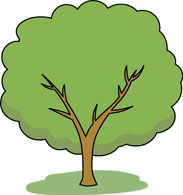 Tree clipart #1, Download drawings