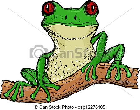 Tree Frog clipart #9, Download drawings