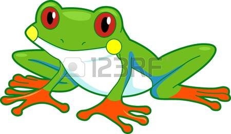 Tree Frog clipart #2, Download drawings