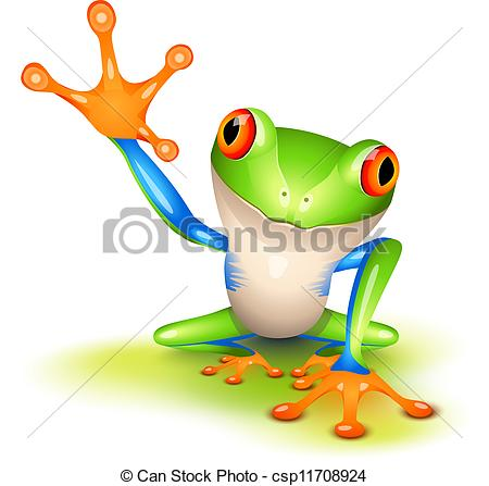Tree Frog clipart #12, Download drawings