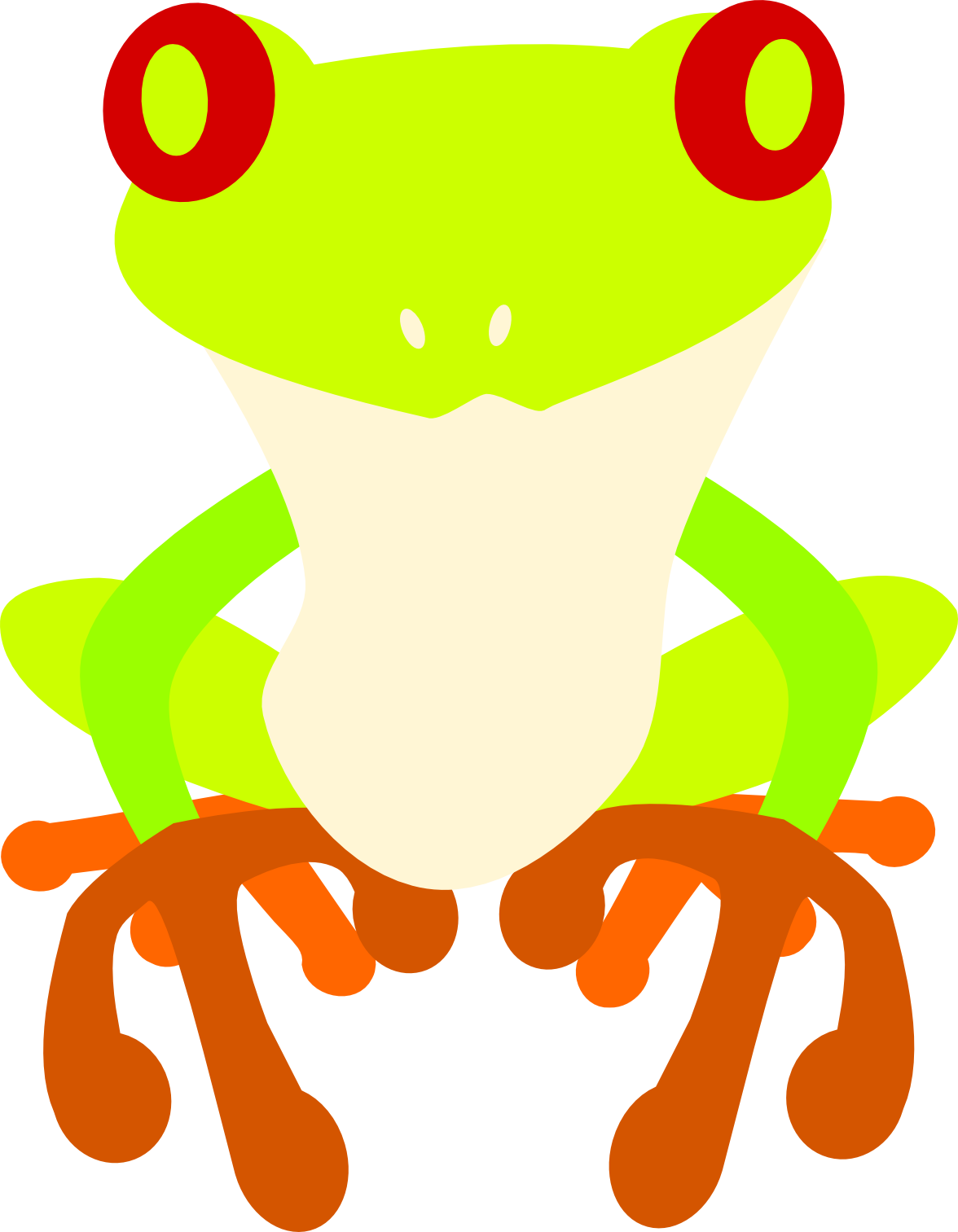 Tree Frog svg #17, Download drawings