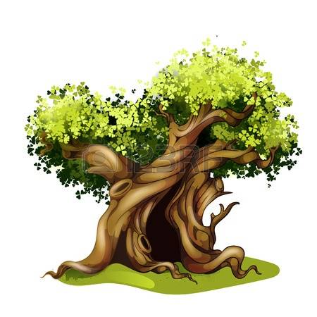 Tree Hollow clipart #10, Download drawings