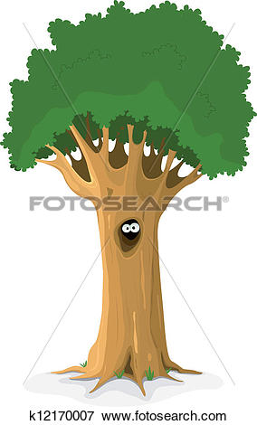 Tree Hollow clipart #17, Download drawings