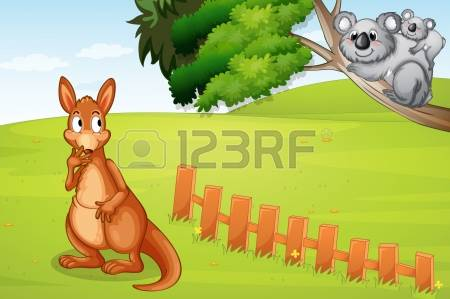 Tree Kangaroo clipart #18, Download drawings