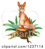 Tree Kangaroo clipart #14, Download drawings