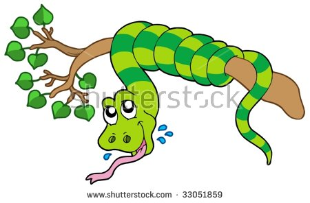 Tree Snake clipart #5, Download drawings