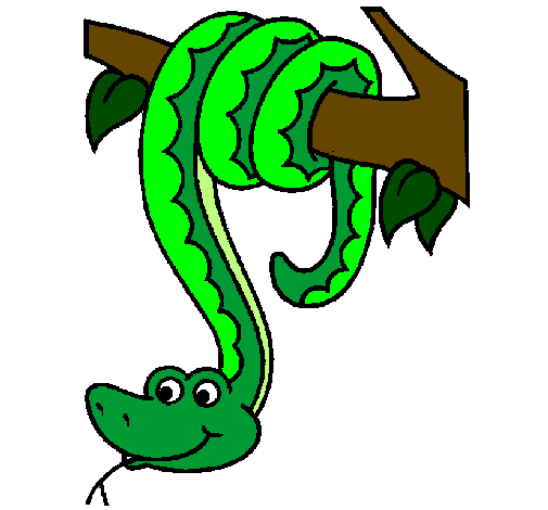 Tree Snake clipart #17, Download drawings