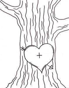 Tree Trunks svg #1, Download drawings