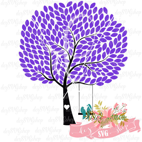 Tree-lined svg #11, Download drawings